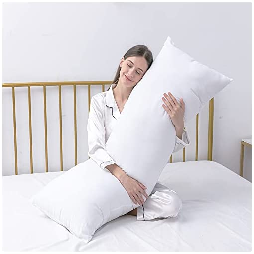 Downcool Long Breathable Body Pillow