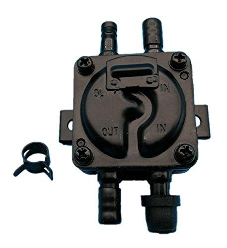 Generic Vacuum Fuel Pump for Cummins Onan Generator Welder John Deere Onan Engine F-910 F930 116 316 318 420 14 70 90 Skid Steer Replace 149-1982 149-1544 149-2187 AM107870 New Z18
