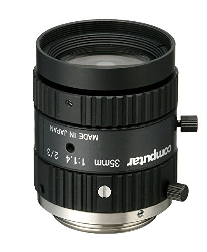 Computar 2/3 Inch Megapixel 35mm Lens with Fixed Focal Lengt