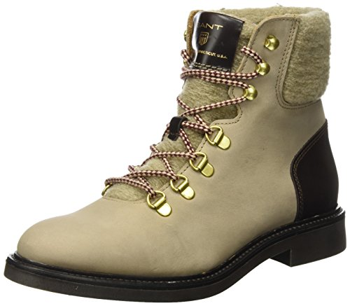 Noir Femme Taupe Bottines Gant G24 Ashley O8nTzz