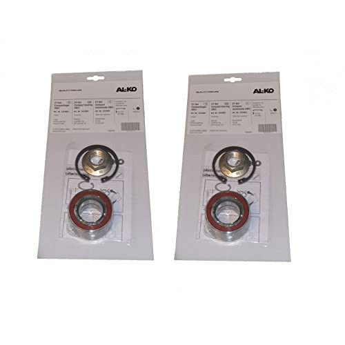 2 x Support 1.224.801 actions ALKO 64 / 34x37 mm + Accessoires - Ecolager de stockage compact