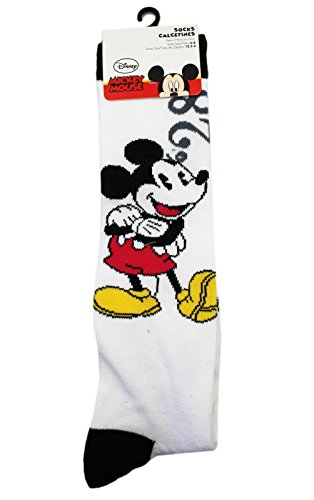 Mickey Black Socks - 2