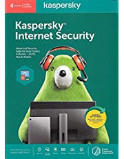 Kaspersky Internet Security Applications, 1 Device - Windows, Mac & Android Systems - Media & License / 1Y