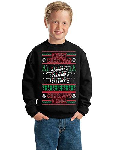 Christmas Kids Crewneck Sweatshirt - 7