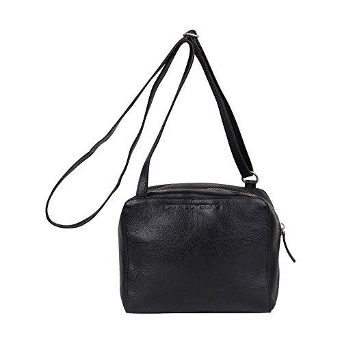 COWBOYSBAG Damen Tasche Umhängetasche Bag Troy Black 2002