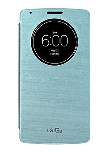 LG Flip Cover - Funda para móvil LG G3, azul
