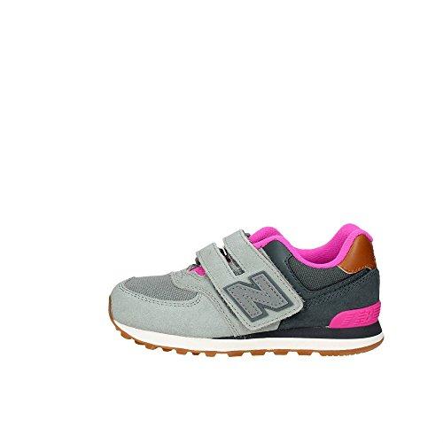 New Balance KV574-NHY-M Sneaker Kinder Grigio