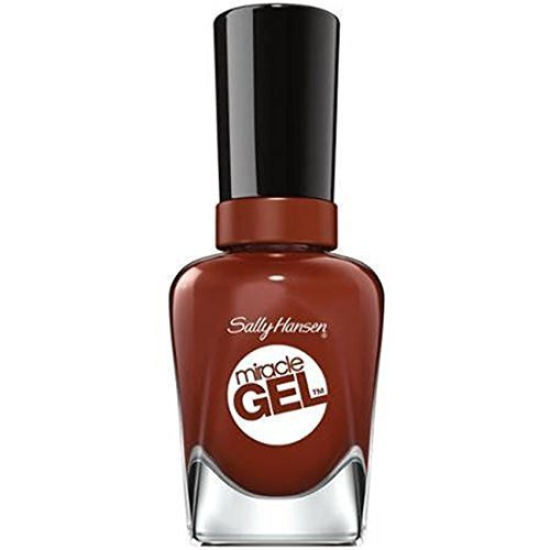 Sally Hansen Miracle Gel Nail Polish, Chocoholic #155, 0.5 fl oz by Sally Hansen by Sally Hansen