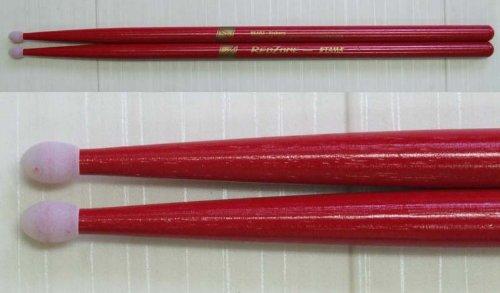 TAMA H5ARZ Hickory RED ZONE ドラムスティック×12セット   B003OQSJXM