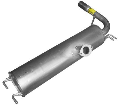 (Walker 54331 Quiet-Flow Stainless Steel Muffler)