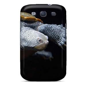 Premium Durable Animals Turtle Fashion Tpu Galaxy S3 Protective Case Cover