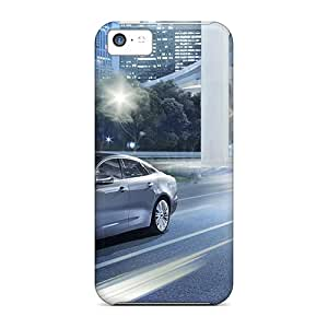 Iphone 5c Case, Premium Protective Case With Awesome Look - 2010 Jaguar Xj