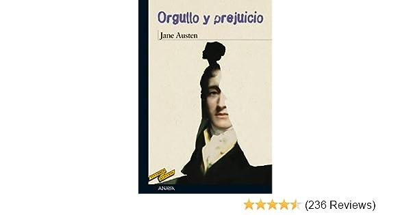 Amazon.com: Orgullo y prejuicio (Clásicos - Tus Libros-Selección) (Spanish Edition) eBook: Jane Austen, Enrique Flores, Anaya, María Antonia Ibáñez ...