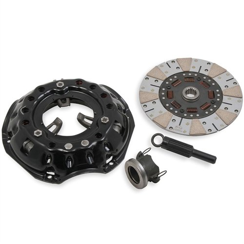 Hays 92-3001 Street 650 Clutch Kit 10.95 in. Dia. 23 Spline 1 in. Input Shaft 650 Max HP Rating Incl. Pressure Plate/Disc/Throwout Bearing/Alignment Tool Street 650 Clutch ()