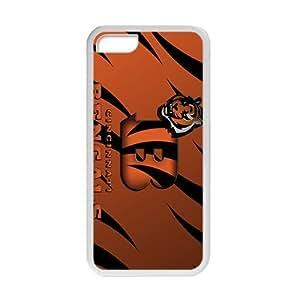 meilz aiaiQQQO NFL Cincinnati Bengals Phone case for iphone 5/5smeilz aiai