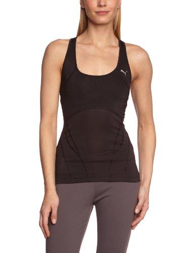 PUMA - Camiseta para mujer Negro (Black)