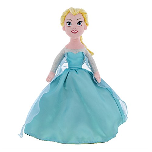 Disney Parks Exclusive Frozen Princess Elsa Anna Coronation Gowns Reversible 14
