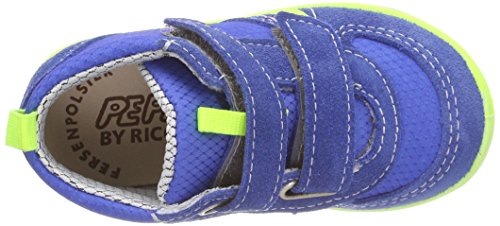 Ricosta Jungen Manny Hohe Sneaker Blau (Azur/Royal)