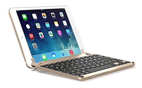 Brydge Bluetooth Backlit Aluminum Keyboard product image
