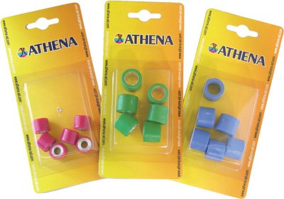Athena Scooter Roller Kit - 15mm D x 12mm L - 5.6 Grams S41000030P085