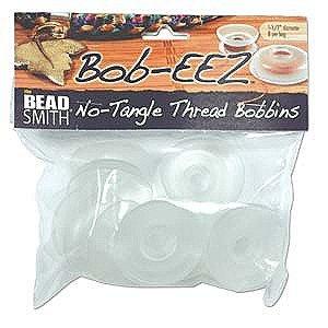 - No-Tangle Thread Bobbins 8/Pkg-1.875
