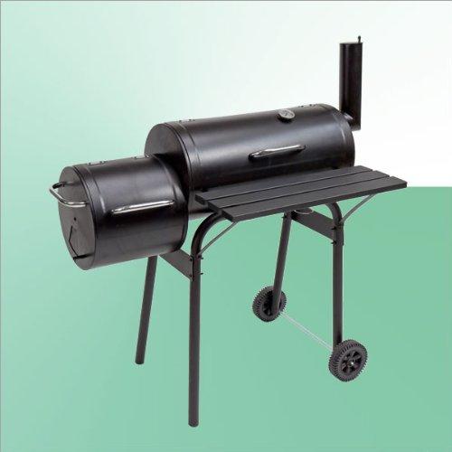 Grillwagen Smoker Alabama