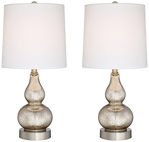 Castine Mercury Glass Table Lamps product image