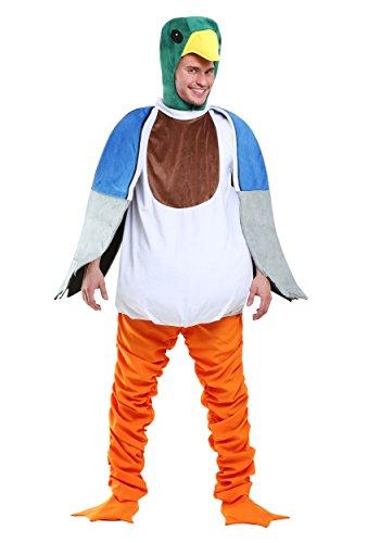 Fun Costumes Men's Mallard Duck Standard