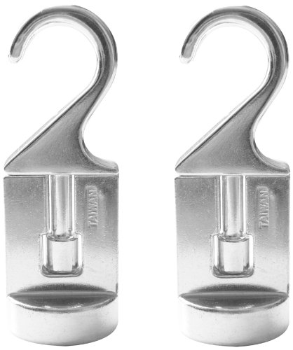 Cooks Standard Swivel Pot Rack Solid Cast Swivel Hooks, Set of 2