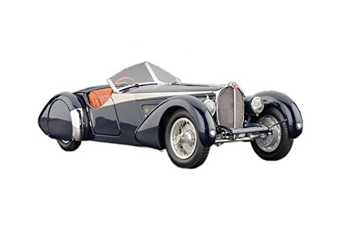 Sc Coupe - CMC-Classic Model Cars USA Bugatti 57 SC Corsica Coupe 1938 Lim Alligator Vehicle
