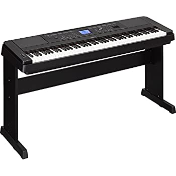 Yamaha p71 88 key weighted action digital piano with sustain pedal and power supply for Yamaha fully weighted keyboard