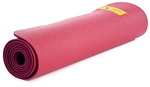 Lole I Glow Yoga Mat Pink Tropical Rose One Size Yoga