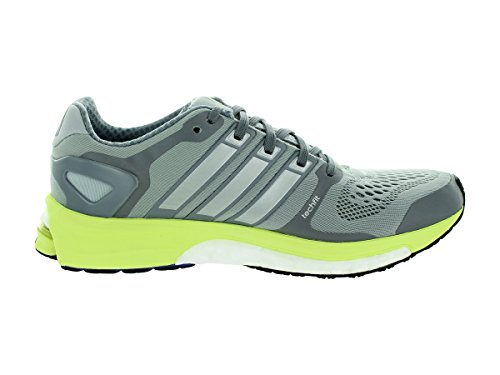 big sale for sale adidas Women's Adistar Boost W ESM Running Shoe Light Grey/Lime Green cheap 100% guaranteed Ed4lHL