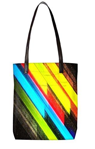 Snoogg Strandtasche, mehrfarbig (mehrfarbig) - LTR-BL-3272-ToteBag