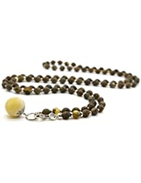 Genuine Natural Baltic Raw Amber Necklace / Bracelet for Woman