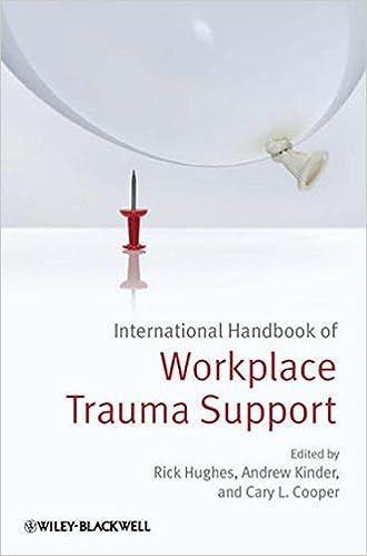 International Handbook of Workplace Trauma Support