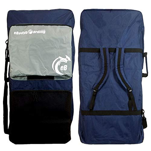 eBodyboarding Large Bodyboard Travel Bag – Bodyboard Carry Bag | Perfect Day use Bodyboard Bag