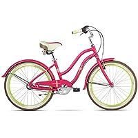 Le Grand Sanibel JR Çocuk Bisikleti - Pembe Yeşil