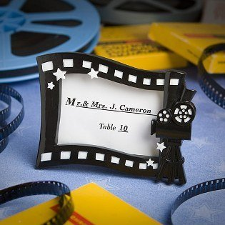 Hollywood Movie Themed Place Card-Photo Frame, 60 by FavorWarehouse