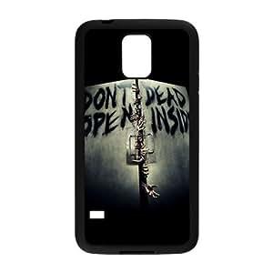 walking dead don t open dead inside Phone Case for Samsung Galaxy S5 Case