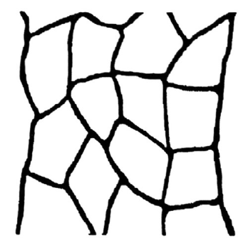 Bon Tool Decorative Concrete (BonWay 32-250 33-Inch by 365-Feet Paper Stencils for Decorative Concrete, Flagstone)