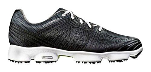 FootJoy New Hyperflex II Golf Shoes Medium (Pick Size/Color) B01JJR5ZX6 8 D(M) US Black