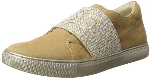 Kenneth Cole Damen Konner Sneaker Beige (natuurlijke Combo 128)