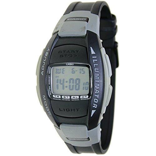 CASIO LW-120H-8A - Reloj digital para mujer/cadete - Timer, Crono, Luz, Alarma, Sumergible: Amazon.es: Relojes