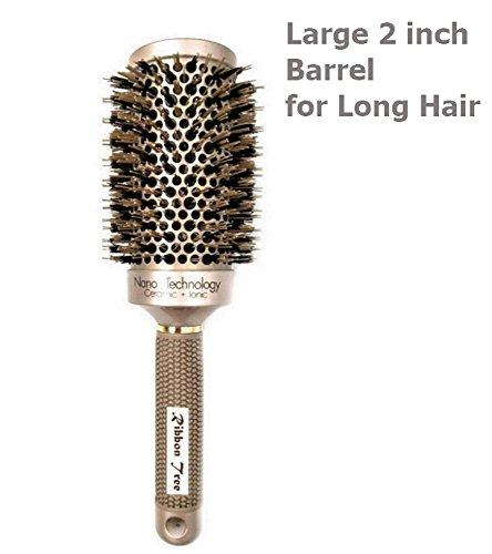 large barrel curling brush - 9