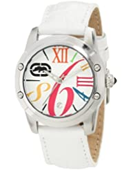 Rhino by Marc Ecko Womens E8M013MV Fashionable Color-Infused Watch