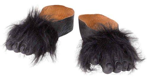 Gorilla Feet -