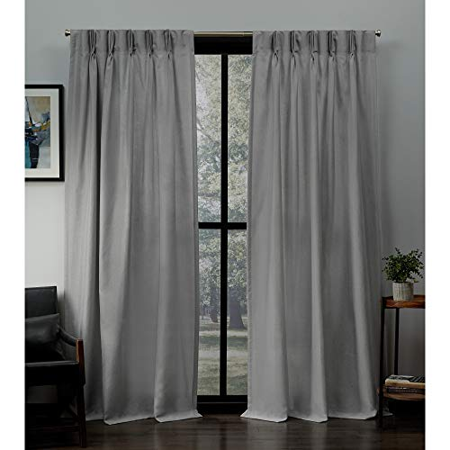 Exclusive Home Curtains Loha PP Panel Pair, 96