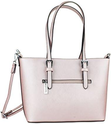 2Store24 Damen HandtascheUmhänge Tasche mit HenkelSchultertasche in vielen Farben