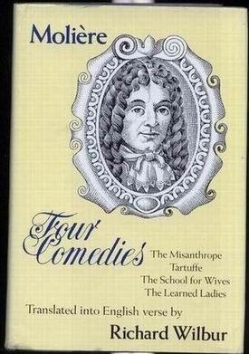 Jean Baptiste Poquelin Molière: Four Comedies